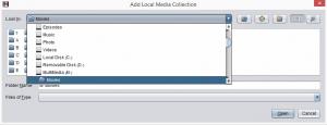 SelectMediaFolder